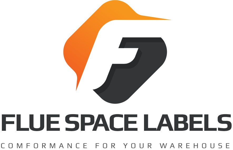 Flue Space Labels